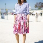 printed-pleated-skirt