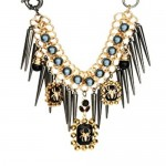asos spider spike necklace 150x150 18 Statement Necklaces for Summer 2012