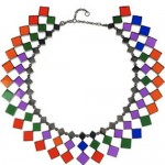 botega venetta oxidized silver necklace 150x150 18 Statement Necklaces for Summer 2012