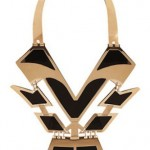 etro geometric necklace
