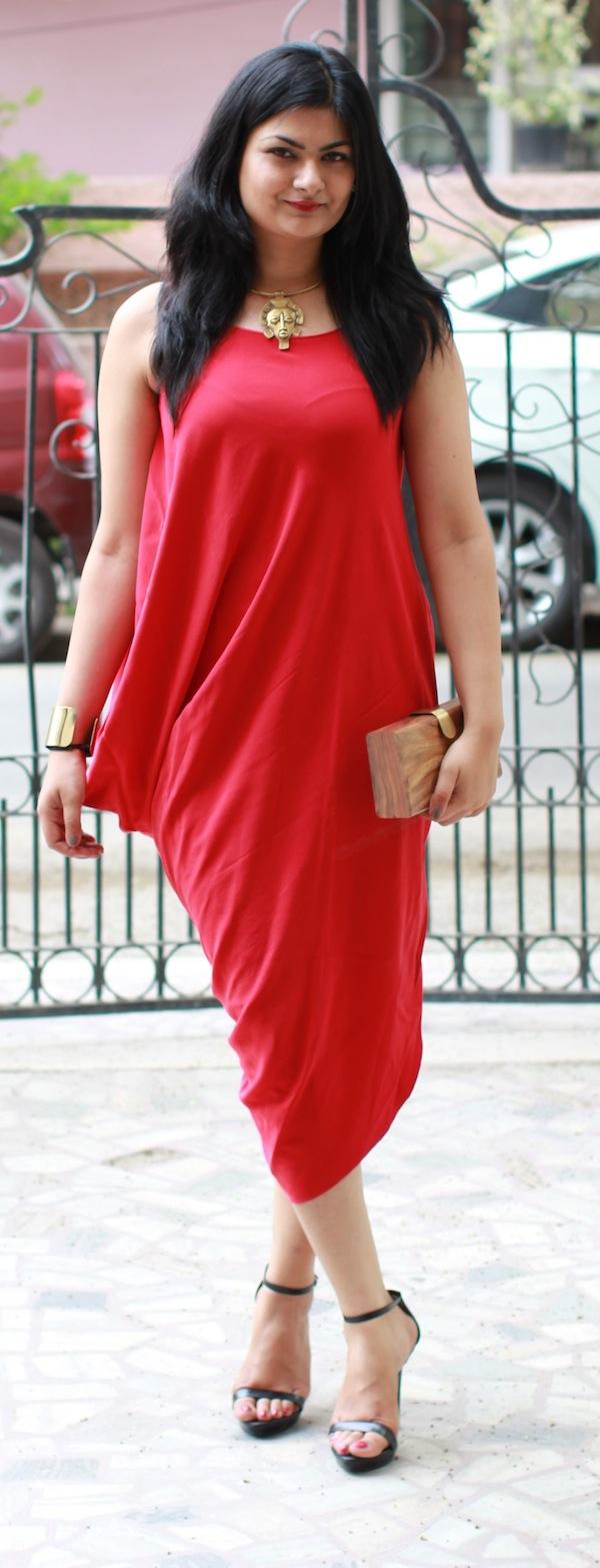 james ferreira toga dress