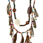 mango ethnic necklace
