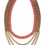 venessaarizaga gold plated necklace 150x150 18 Statement Necklaces for Summer 2012