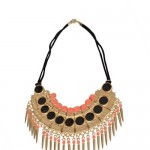 zara egyptian style necklace