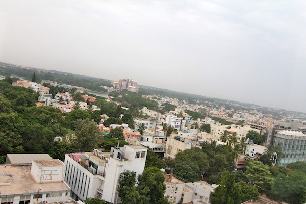 bangalore from top