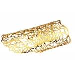 eina aluwalia gold through my veins cuff