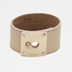 goldmine leather cuff fendi