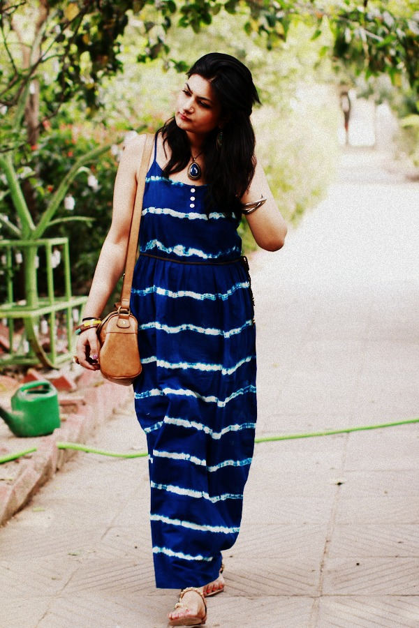 mango tie dye maxi dress