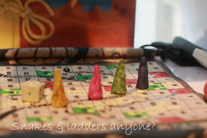 snakes ladders