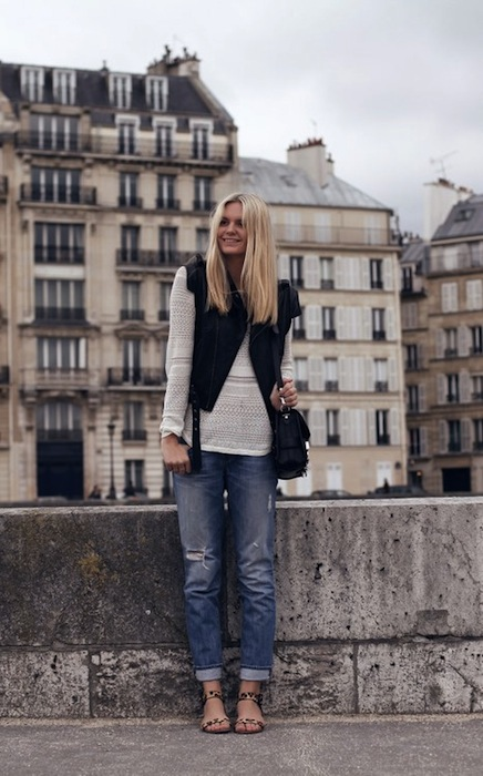 19 Ways to Style your Blue Jeans