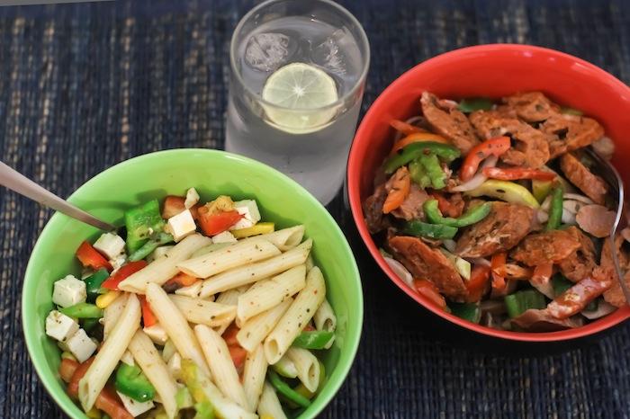 maxims new delhi salad