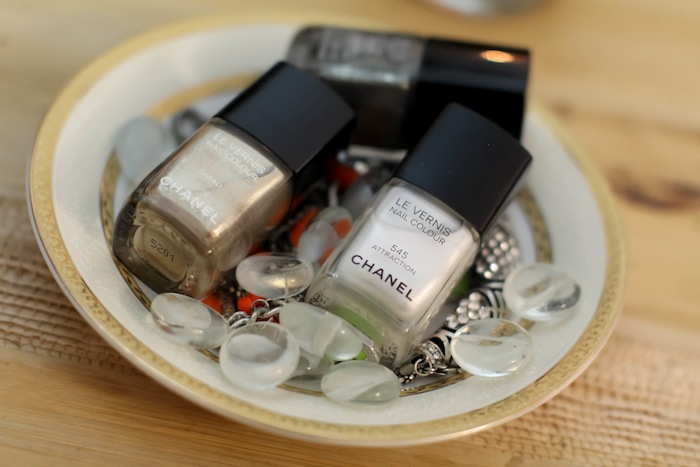 metallic nail paints