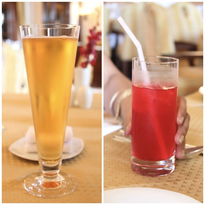 drinks umaid bhawan