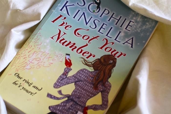 SOPHIE KINSELLA I GOT YOUR NUMBER EPUB