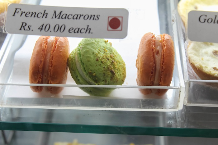 wenger's macarons