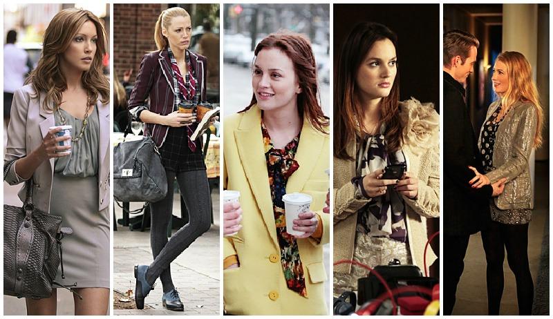 gossip girl blazers
