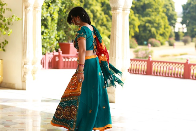 traditional rajasthani ghagra