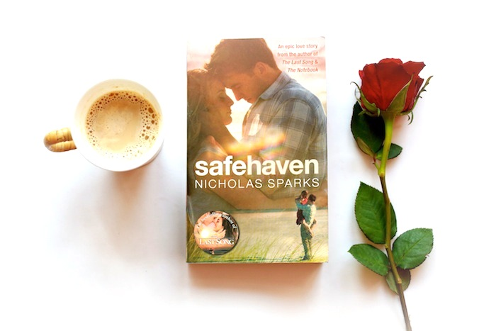 Book safe haven the