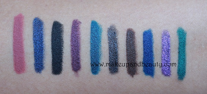 colorbar i glide eye pencil swatch