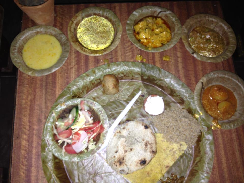 rajasthani feast