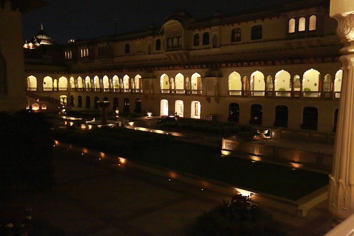 rambagh-night