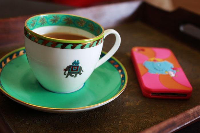 good earth tea cups