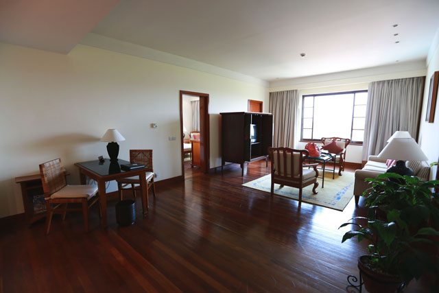 hyatt kathmandu suite