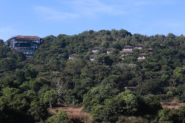 vivanta by taj forest cottages