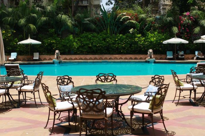 taj mahal palace pool restaurant mumbai