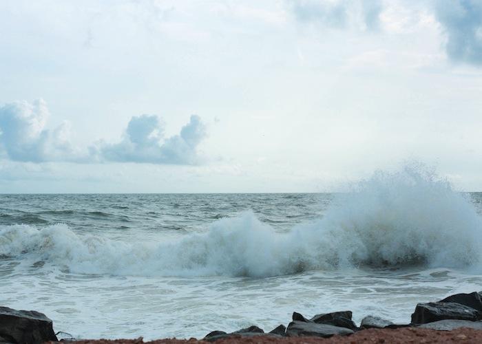 Kerala sea