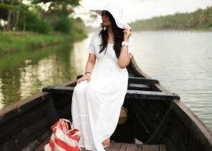 pero white dress summer 2013