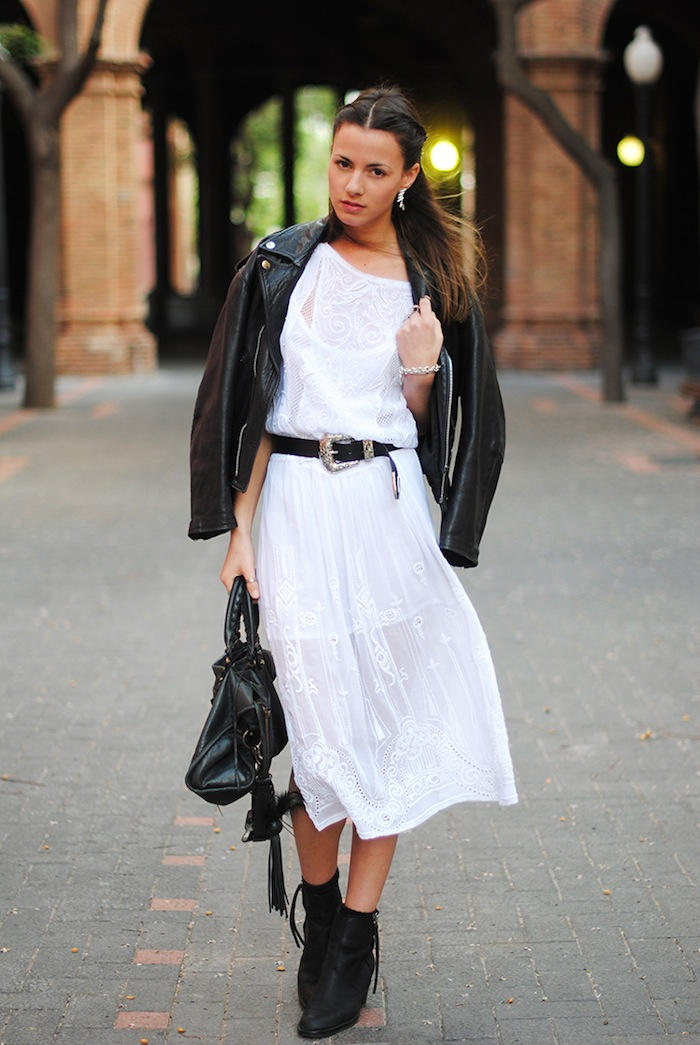 31 Ways To Wear Black And White OutfitsFaux Pas