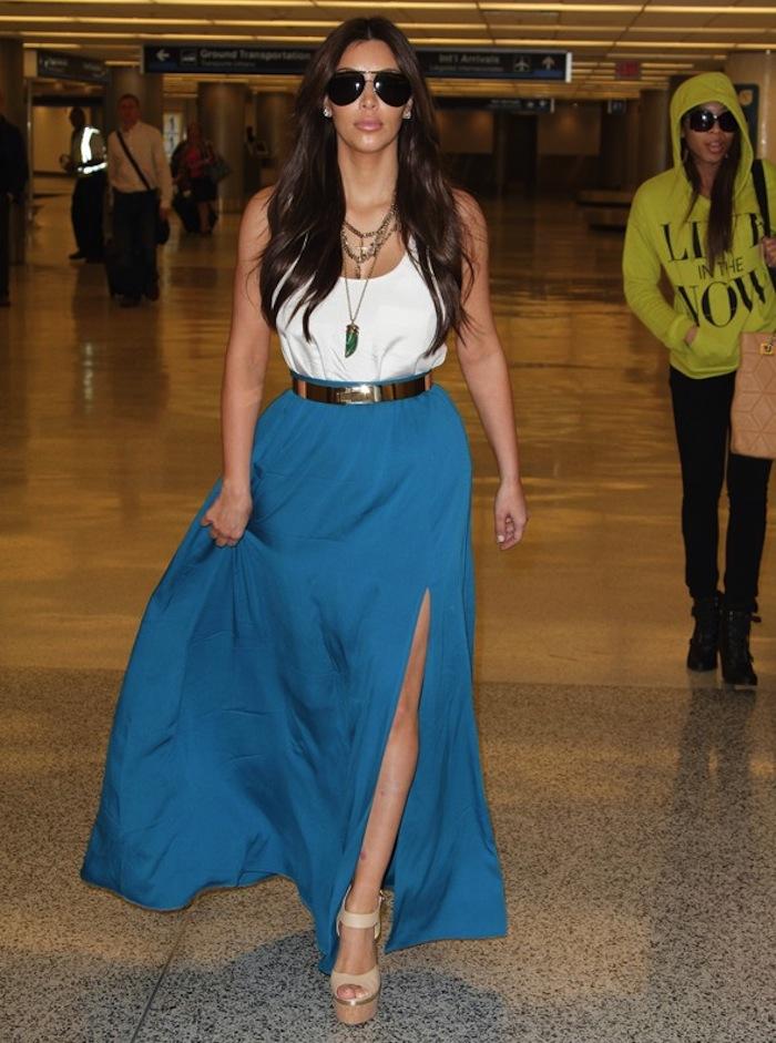 kim-kardashian-maxi-skirt