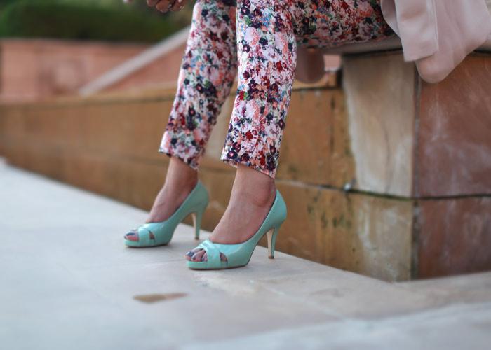 steve madden mint heels