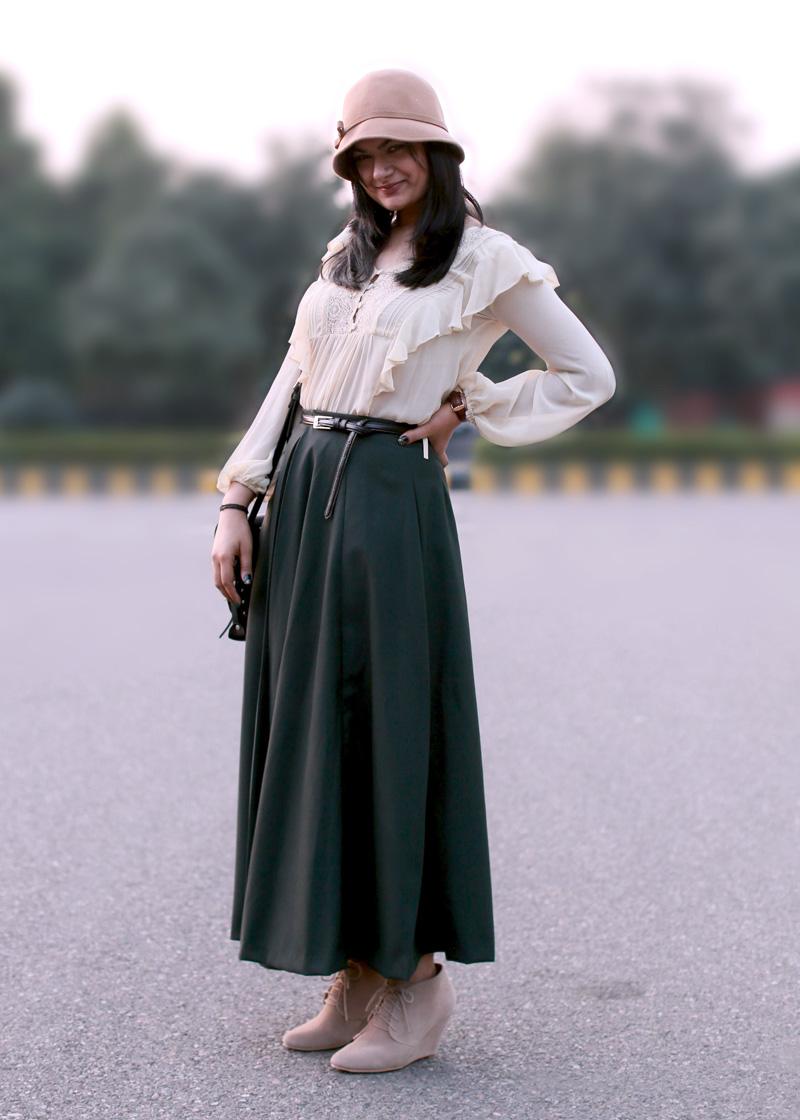 50s-green-skirt