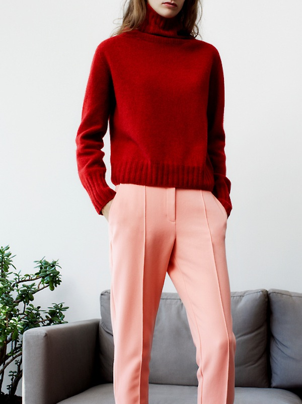 how to style cozy knits