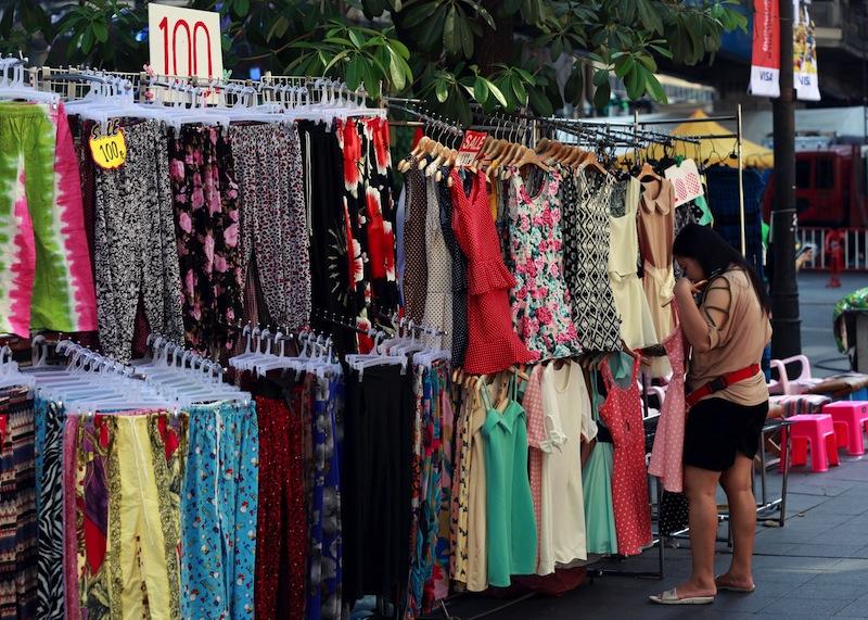 bangkok street market