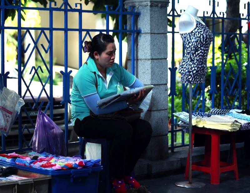 bangkok street travel
