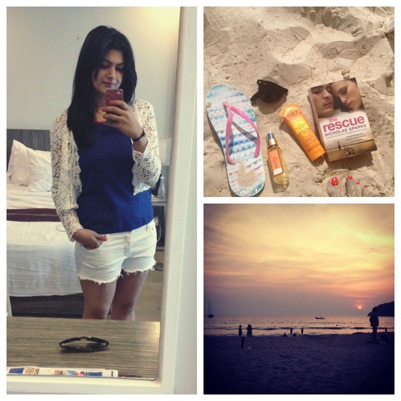 Phuket day 1 piccy time, beach essentials, sunset at Patong