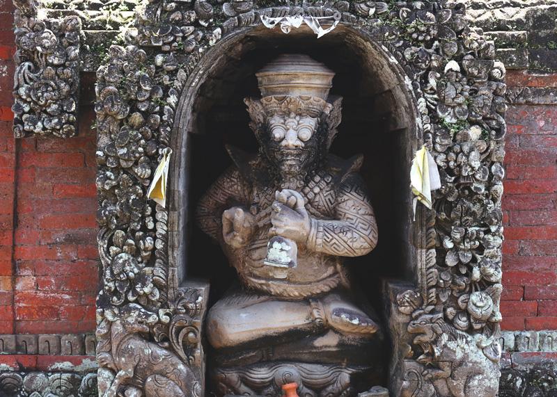 Pura Puseh Desa Batuan temple