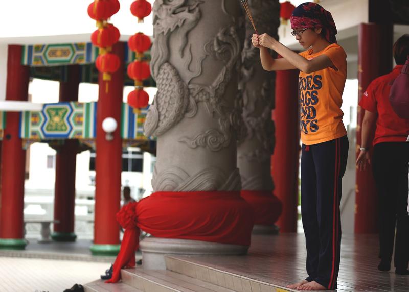 chinese temple malaysia kuala-lumpur