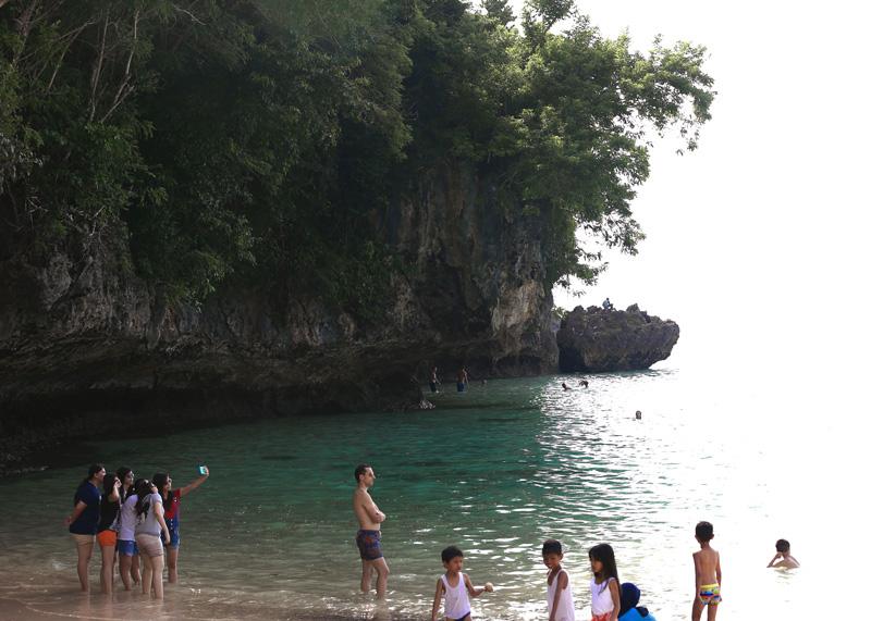 padang padang beach bali-photos