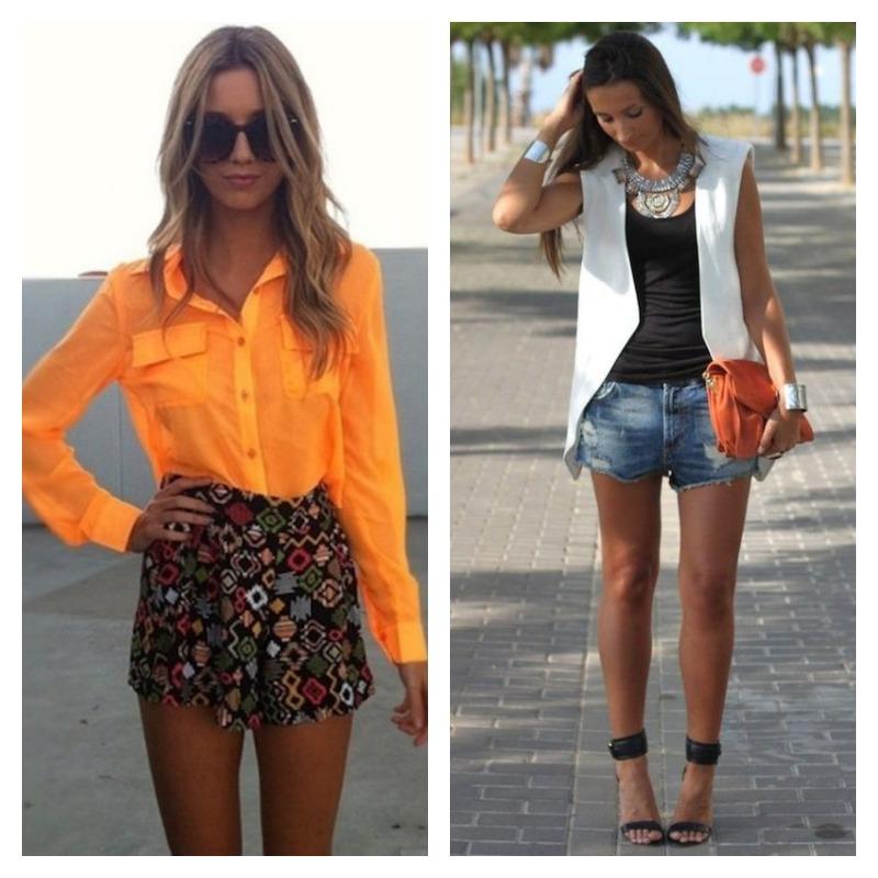 shorts styling