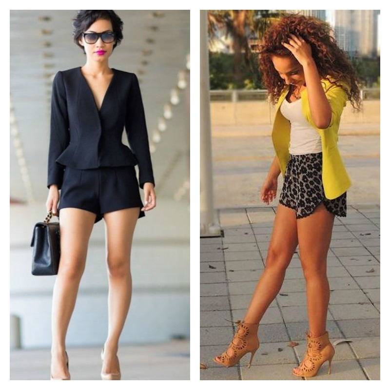 How to style shorts for summers