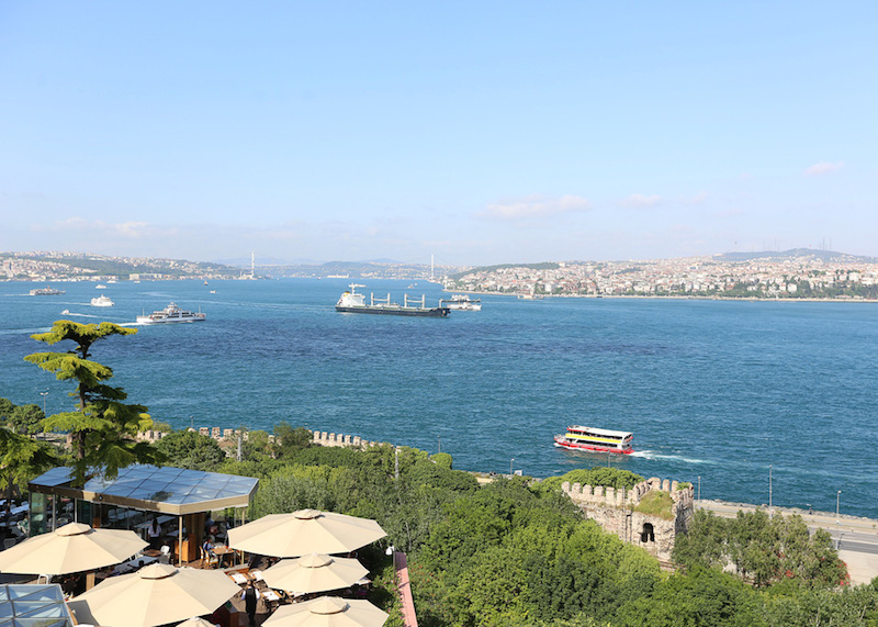 View from Galata Tower!