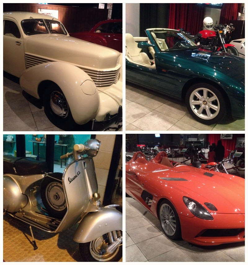 The Royal Car Museum