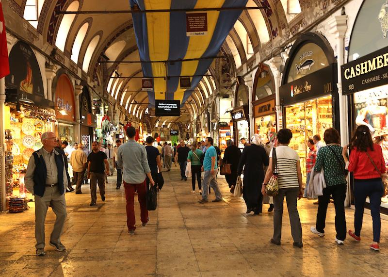The Gran Bazaar!
