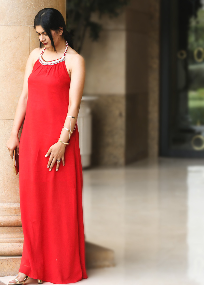 mango-red-maxi-dress