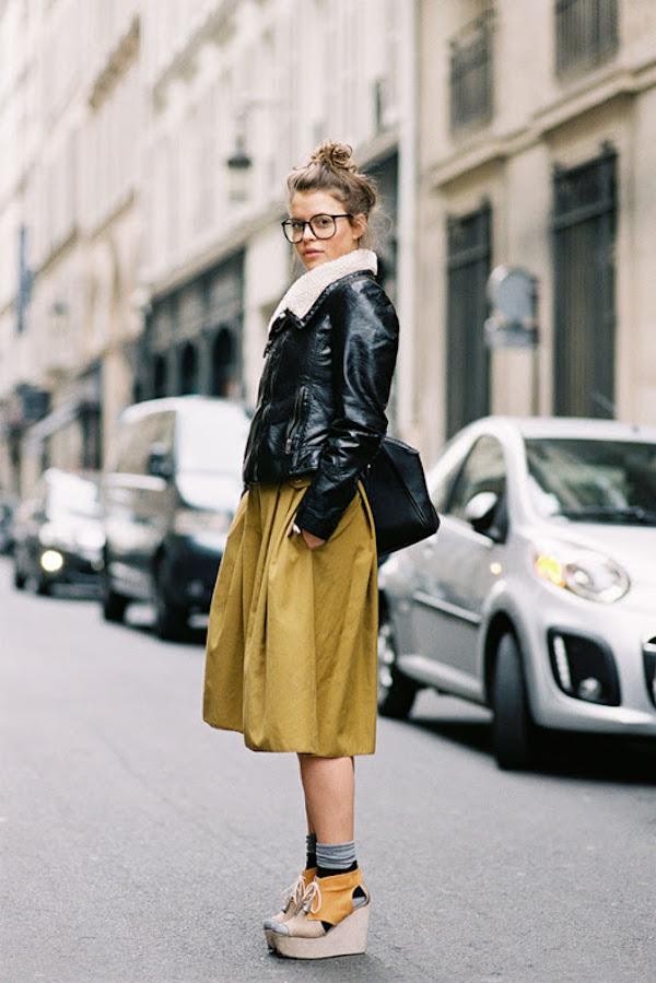 10 ways to style culottes