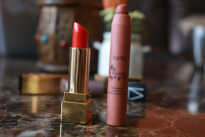 4 lipsticks to travel with